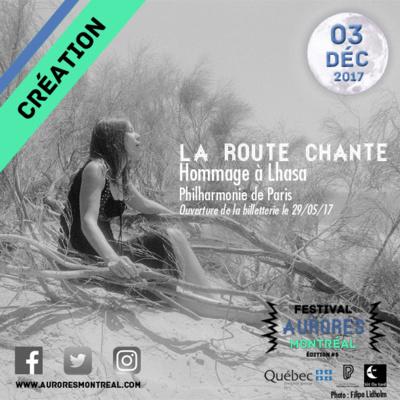 Festival Aurores Montréal #5 - Ouverture à la Philharmonie de Paris !