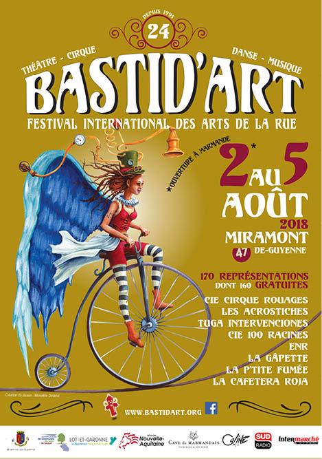 24ème Festival BASTID'Art