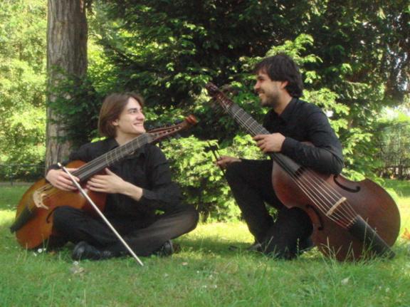 Thé baroque dans le Marais à la Cave du 38Riv'