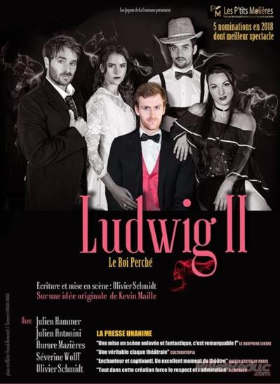 LUDWIG II : Sublime Tragédie