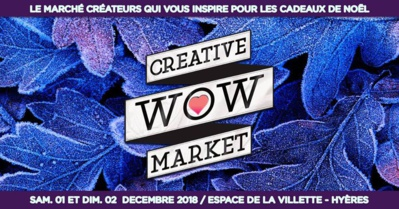 Wow Creative Market - Winter Edition 2018