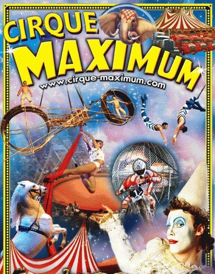 la vie quotidienne dans notre cirque