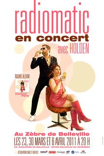 Holden + Radiomatic :