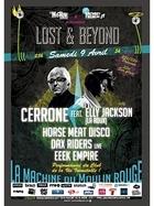 LA ROUX vs CERRONE > LA rencontre évènement !!