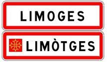 Panneaux en occitan à Limoges : « j'y pense et puis j'oublie... »