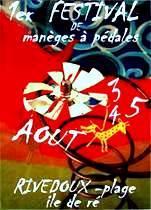 Première édition du festival Rivedemomes à Rivedoux-Plage (Île de ré)