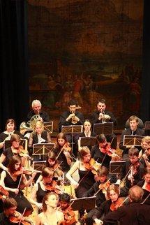 orchestre symphonique de l'UC  de Louvain La Neuve