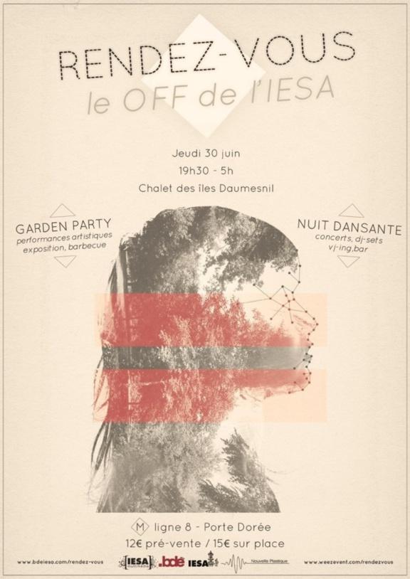 RENDEZ-VOUS / LE OFF DE L'IESA