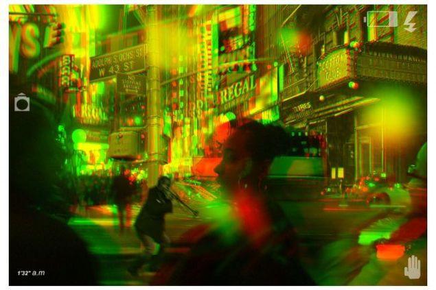Yvon Bobinet - Mon oeil! Regards photographiques 3D