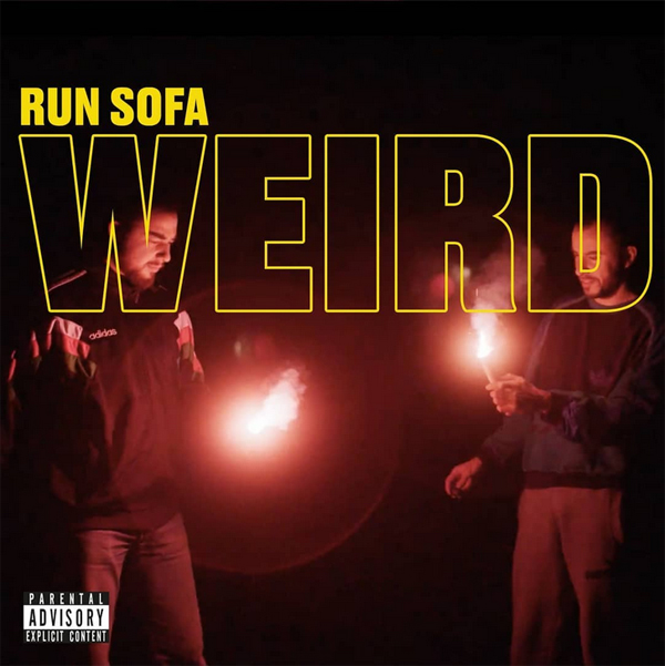 run SOFA à écouter avec WEIRD, extrait du maxi The Joy of Missing Out