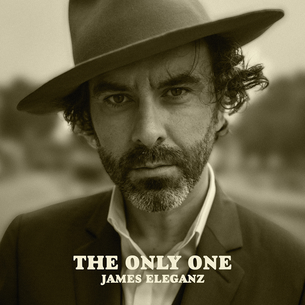 James Eleganz enregistre un album déjà légendaire The Only One