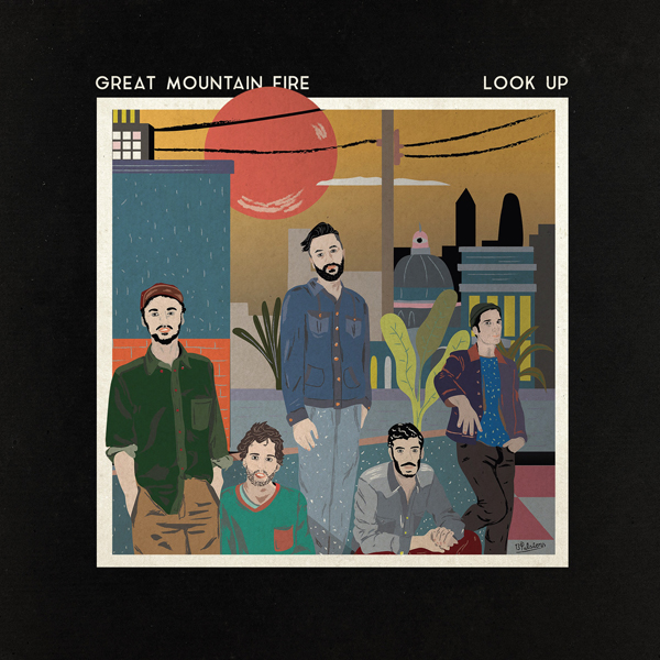 Great Mountain Fire revient avec sa pop funky : Look Up