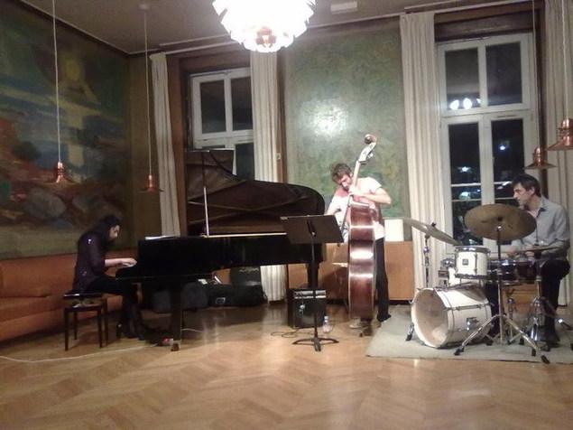 Ramona HORVATH Trio à la Cave du 38Riv'