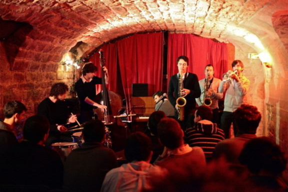 Jam sessions à la Cave du 38Riv'