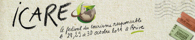 ICARE, LE FESTIVAL DU TOURISME RESPONSABLE à BRIVE-LA-GAILLARDE