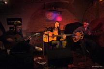 Leila DUCLOS trio à la Cave du 38Riv'