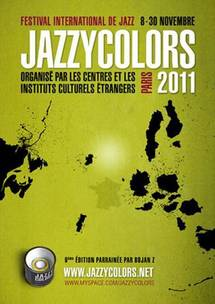JAZZY COLORS - Festival international de Jazz