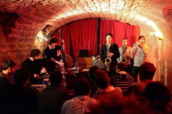 Jam session sauce acoustique à la Cave du 38Riv'