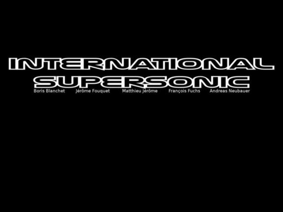 International Supersonic à la Cave du 38Riv'