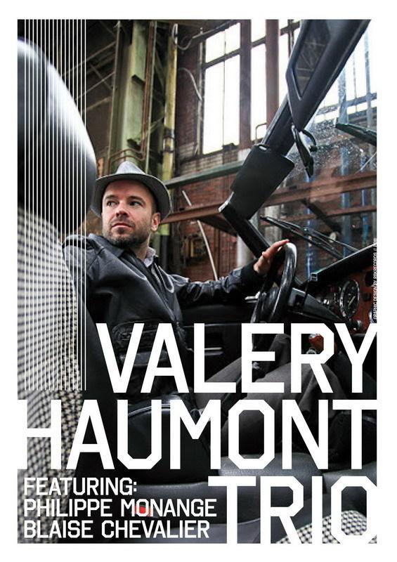 VALERY HAUMONT TRIO à la Cave du 38Riv'