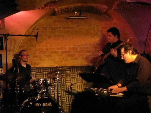 Chris Rudtmann trio à la Cave du 38Riv'