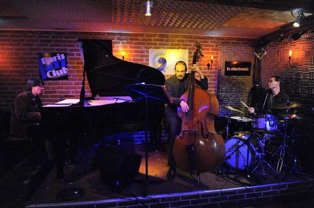Alexis Tcholakian Trio à la Cave du 38Riv'