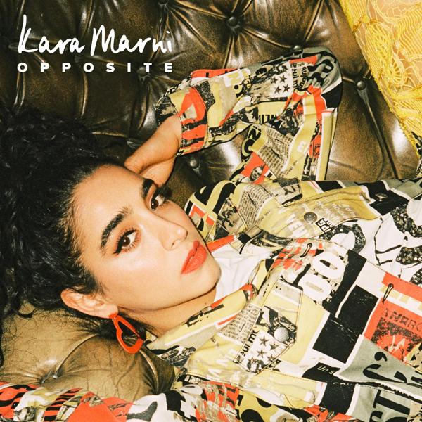 Kara Marni séduit avec son joli single R&B Opposite