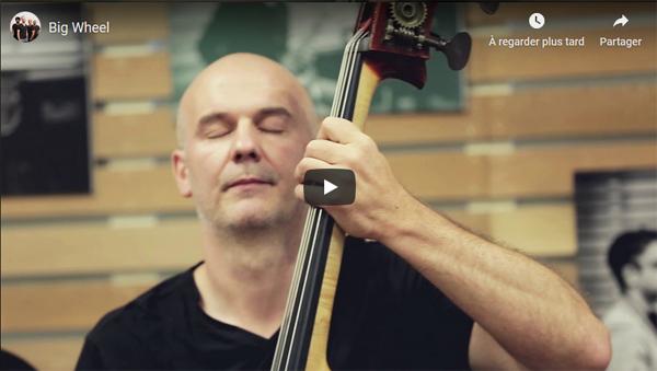 Thomas Grimmonprez défriche le jazz avec l'album Big Wheel