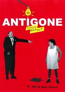 """"""" Antigone Couic Kapout """" au Théâtre Darius Milhaud"""