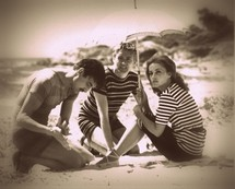 Invitation Deauville : Hommage à Jules & Jim -