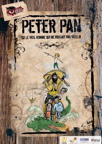 Le Peter Pan de la compagnie ERNO - Metz