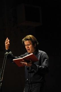Félix Libris lit Marivaux