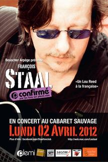 François Staal en concert