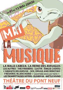 le festival MAI LA MUSIQUE !