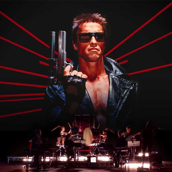 Le film Terminator en ciné-concert au Palais des Congrès de Paris le 15 mai 2020