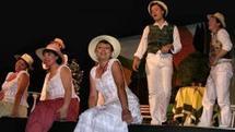 Comédie musicale «Du RIFIFI sur la CANEBIERE«