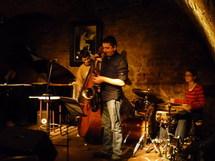 4A'heads Agata Nowak Quartet à la Cave du 38Riv'