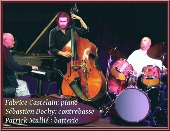Patrick Mullié Trio à la Cave du 38Riv'