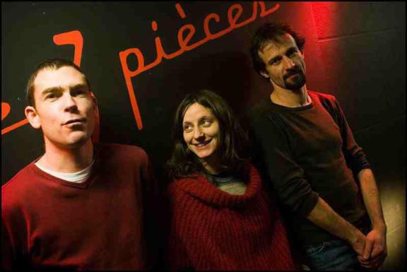 Olympe Trio à la Cave du 38Riv'