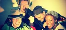 THE DYNAMICS (Favorite Rec. / Lyon)   vs DJ MAD MATS (Raw Fusion / Stockholm)   Reggae, Soul, Dub
