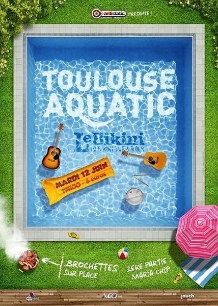 Toulouse Aquatic | Bikini | 12 juin 2012