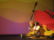 Le petit Prince - Théâtre, ombres, marionnettes