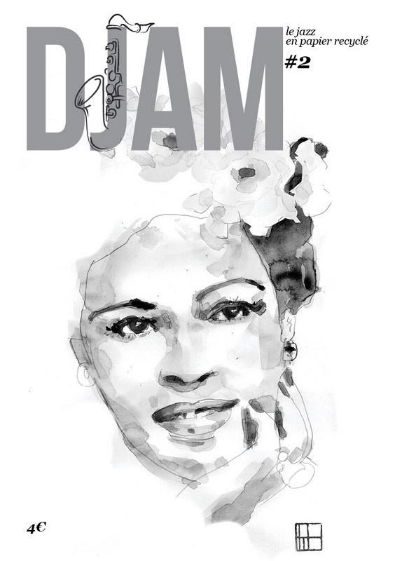 Sortie du numéro 2 du magazine DJAM