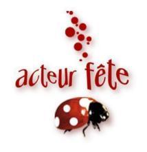 ACTEURFETE.FR  - la plateforme internationale de l'évènementiel et du tourisme