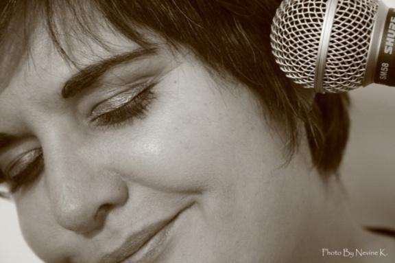 Claudia PEREIRA Trio à la Cave du 38Riv'