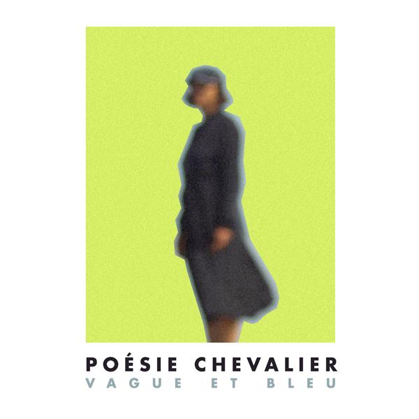 Poésie Chevalier sort de l'eau avec Vague et Bleu