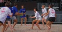 Brive Plage Festival : 416 Beach Rugby Cup