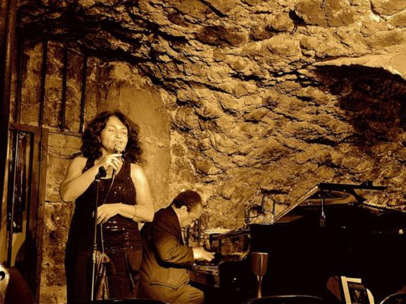 Jazz et Bossa avec la chanteuse Manu le Prince et le pianiste Alain Jean Marie