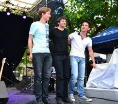 Rémi Collin Trio en concert au 38Riv'