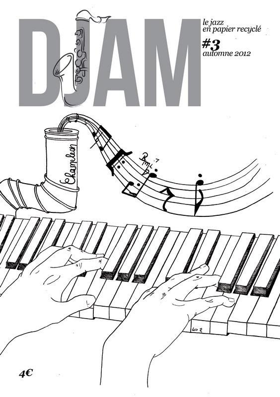 Concert à la Cave du 38Riv' à l'occasion de la sortie du numéro 3 du Magazine DJAM